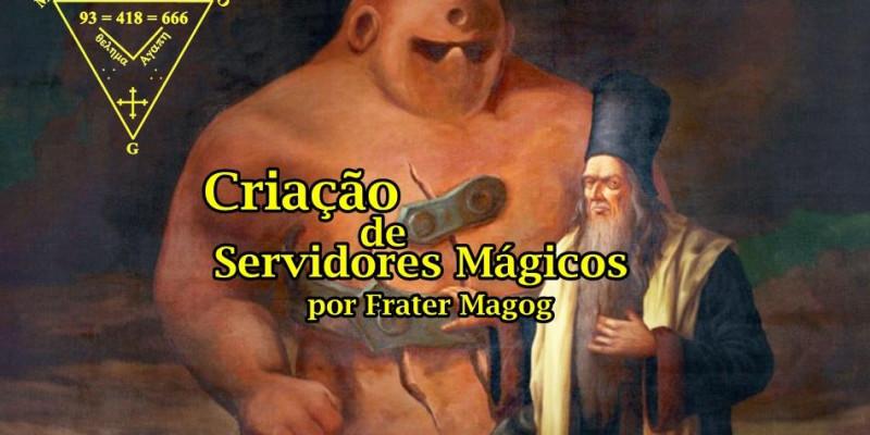 Criação de Servidores Mágicos
